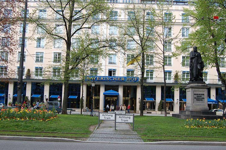 Hotel Bayerischer Hof In Munchen