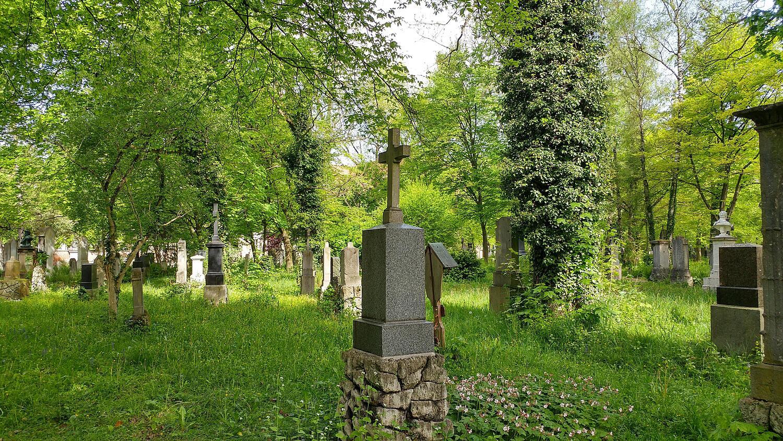 Alter Südfriedhof, Thalkirchner Str., Isarvorstadt, München - Alter ...