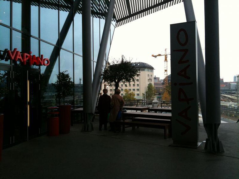 Restaurant Vapiano Hackerbrücke, Hackerbrücke, ZOB Maxvorstadt, München - Italienisches