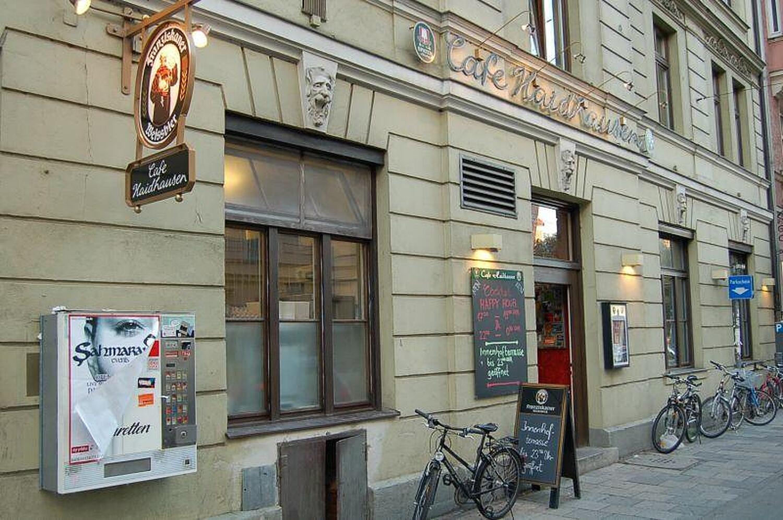Cafe Haidhausen, Franziskanerstr. Au, München - Deutsche ...