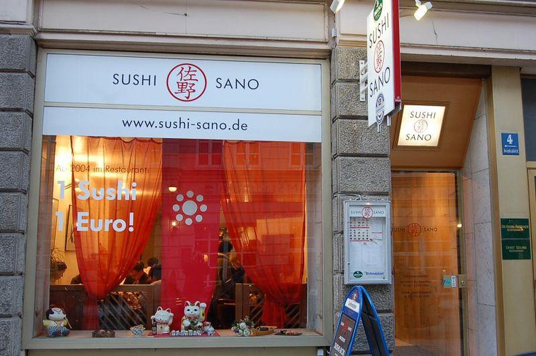 sushi sano josephspitalstr altstadt m nchen sushisano mit ffnungszeiten. Black Bedroom Furniture Sets. Home Design Ideas