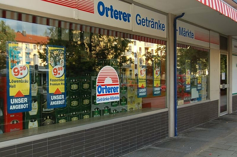 Orterer Getränkemarkt, Hansastr., Sendling, München - Orterer ...