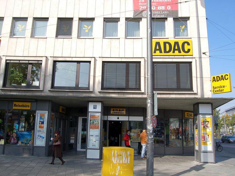 Adac Geschäftsstelle München