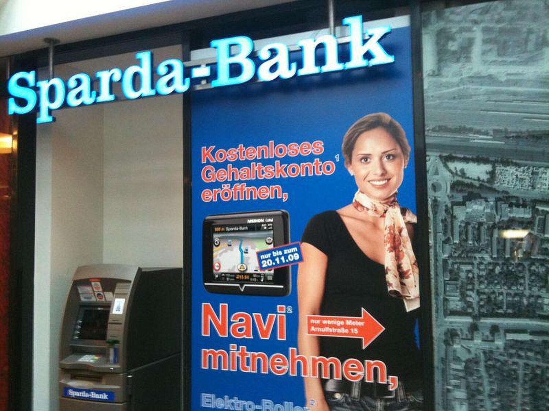 Sparda bank m nchen eg hackerbr cke zob maxvorstadt for Offnungszeiten sparda bank