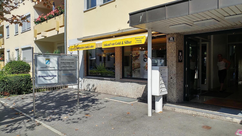 Kunst Antiquitäten Jutta Leder Bahnhofstr Wolfratshausen