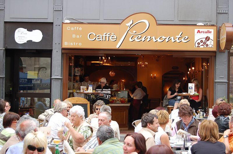 Cafe Piemonte, Petersplatz Altstadt, München - Café ...