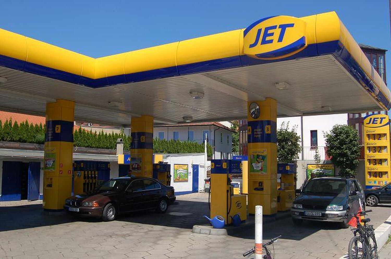 Jet Tankstelle Geislingen
