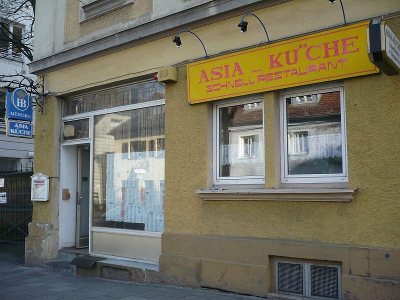 Asia Küche, Milchstr. Haidhausen, München - Sushi Lieferservice ...