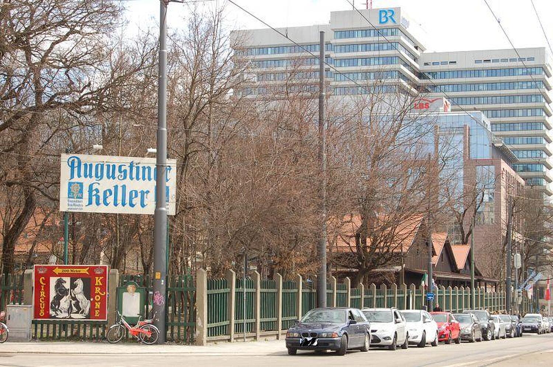 Augustinerkeller Arnulfstr Maxvorstadt 80636 Munchen Bayerisches Restaurant Willkommen