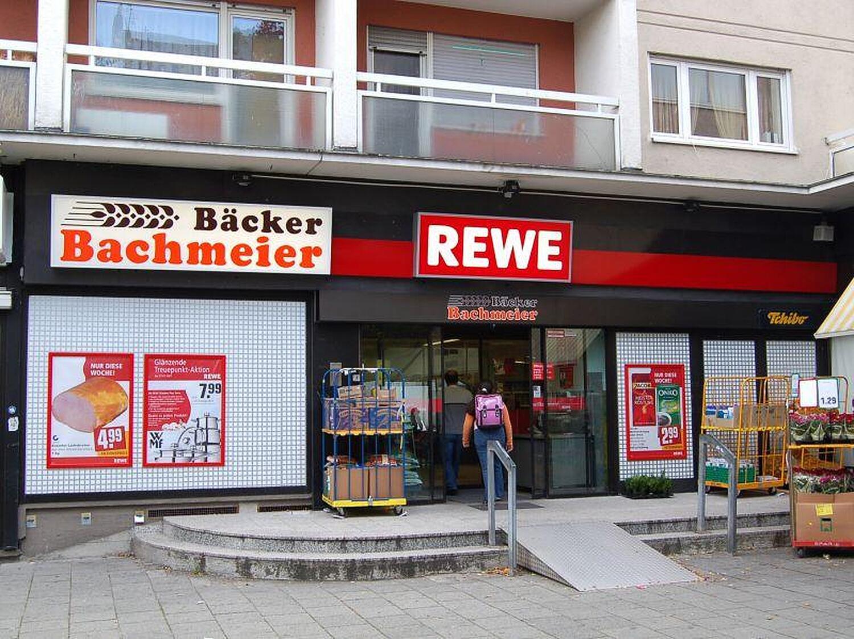 REWE, Agnes-Bernauer-Str., Laim, München - REWE-Supermarkt-Agnes ...