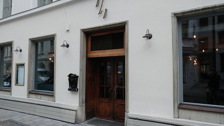 Burger Lobster Bank Prannerstr Altstadt München Burger