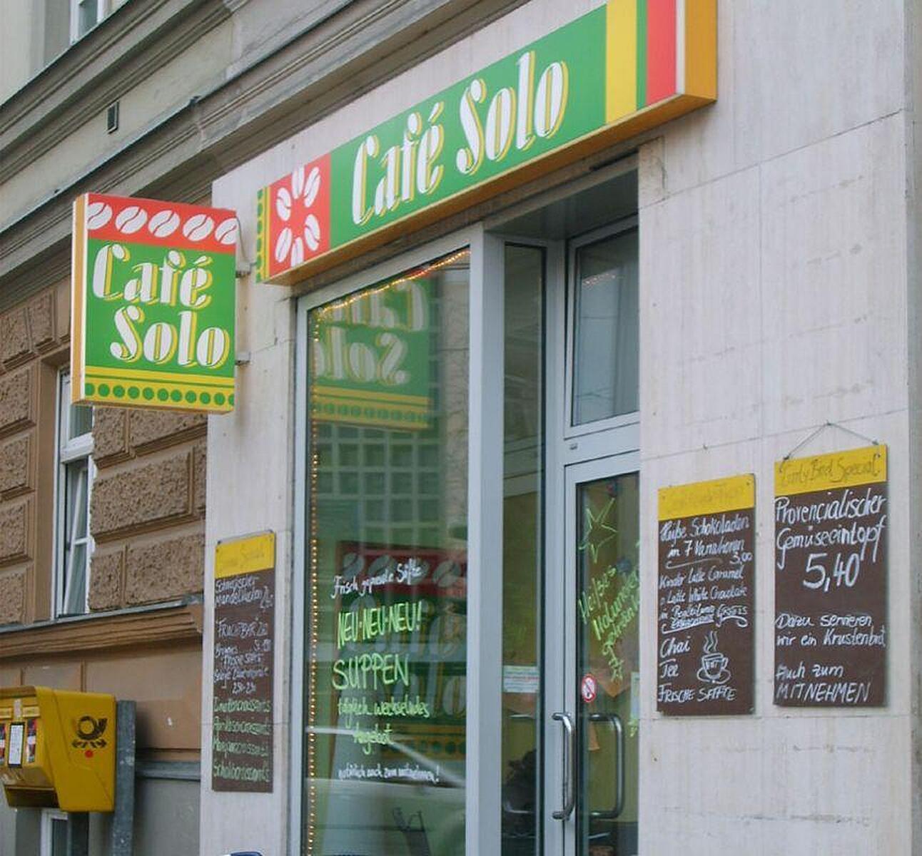 Caf 233 Solo Preysingstr Haidhausen M 252 Nchen Cafe Solo