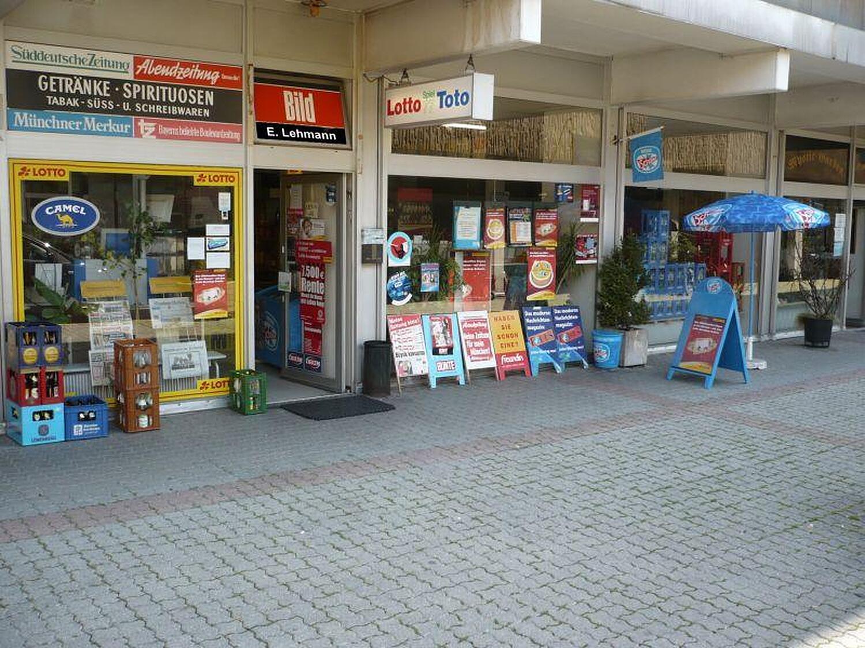Getränkemarkt Lehmann, Auerfeldstr., Au, München - LOTTOAuerfeldstr ...