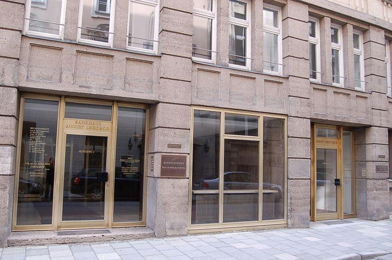 Lenz München bankhaus august lenz holbeinstr bogenhausen münchen bankhaus august lenz mit öffnungszeiten
