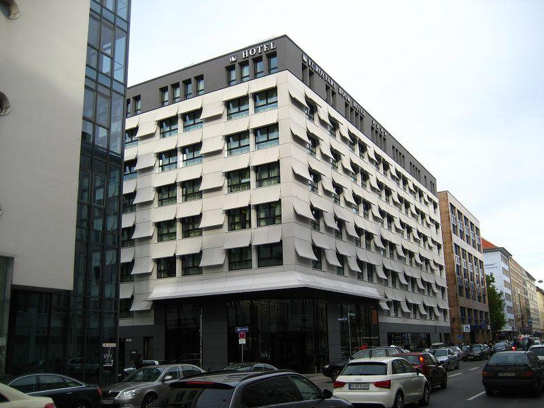 Eurostars Book Hotel Schwanthalerstr Ludwigsvorstadt Munchen