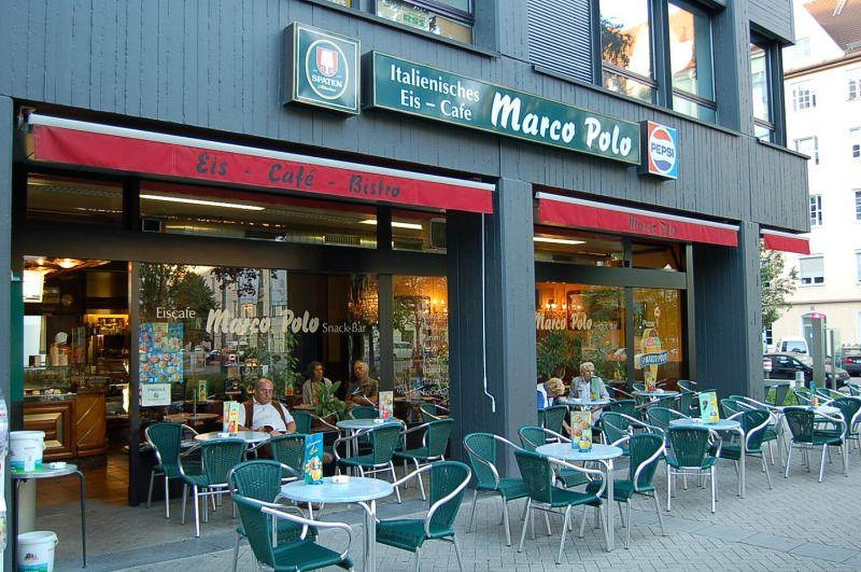 49fa44502f Marco Polo, Franziskanerstr. Au, München - Italienisches Restaurant ...