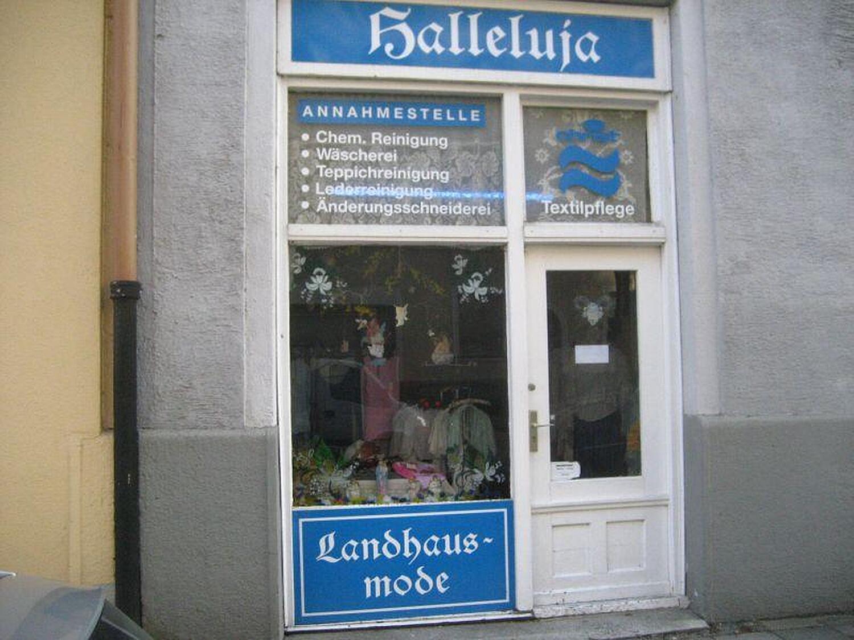 Halleluja Landhausmode, Gerhardstr. Untergiesing (Giesing