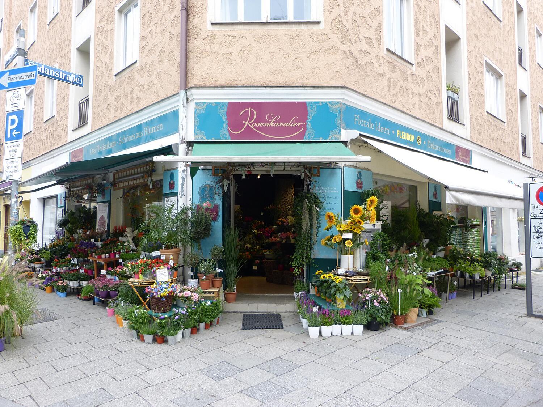 Rosenkavalier Blumen, Metzstr. Haidhausen, München - Blumenladen ...