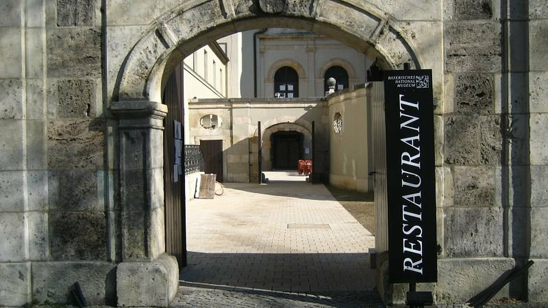 bnm restaurant im bayerischen nationalmuseum prinzregentenstr m nchen restaurant. Black Bedroom Furniture Sets. Home Design Ideas