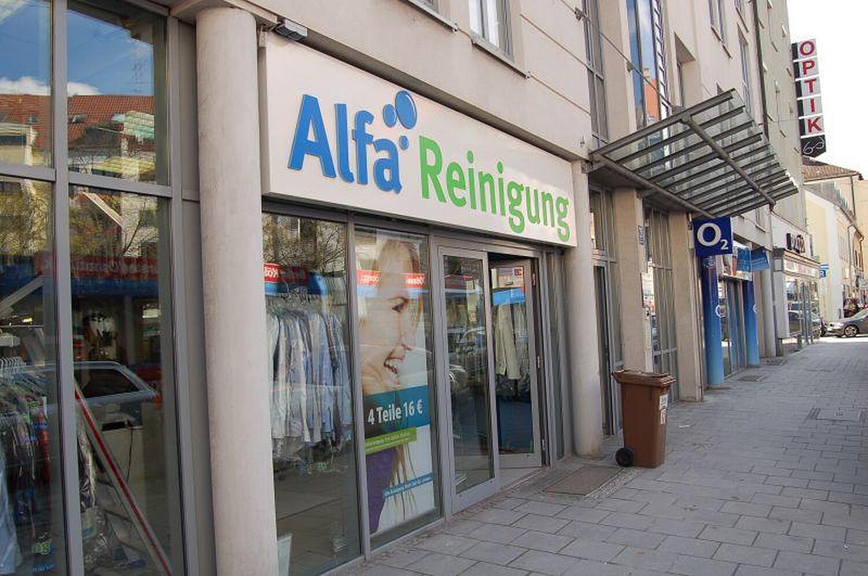 Alfa Reinigung, Tegernseer Landstr. , München Reinigung