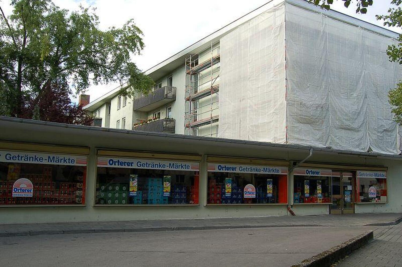 Orterer Getränkemarkt, Albert-Roßhaupter-Str., Sendling, München ...