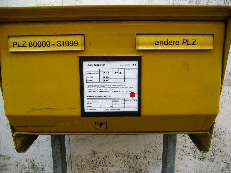 Humboldtstr München briefkasten humboldtstr au münchen briefkasten humboldtstr