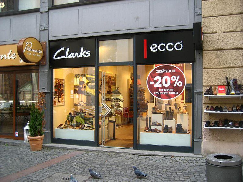 official photos 0cabe fc3c5 Ecco Clarks, Petersplatz Altstadt, München - Schuhe ...