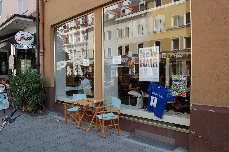 New Hair Hohenzollernstr Schwabing München New Hair