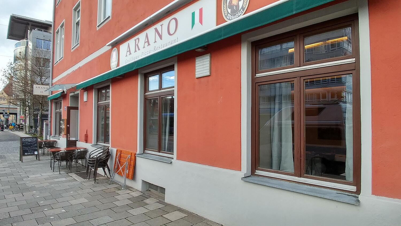 restaurant arano landsberger str m nchen restaurant arano willkommen. Black Bedroom Furniture Sets. Home Design Ideas