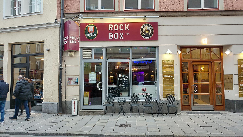 Rock kneipe münchen