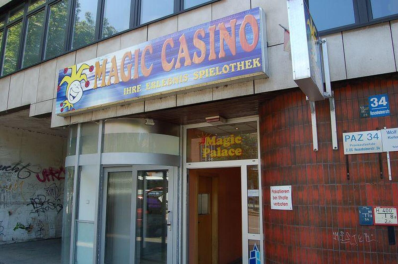 Magic Casino Offnungszeiten