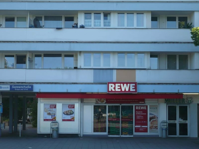 REWE, Engadiner Str., Fürstenried, München - REWE-Engadiner-Str ...
