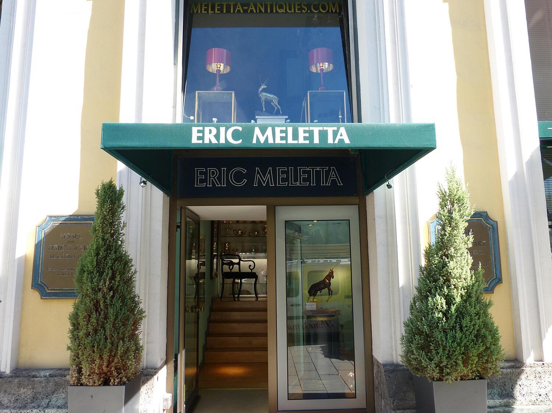 Eric Meletta Kunst Antiquitäten Baaderstr Glockenbachviertel