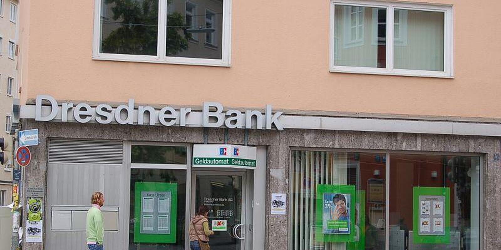 Commerzbank Nähe