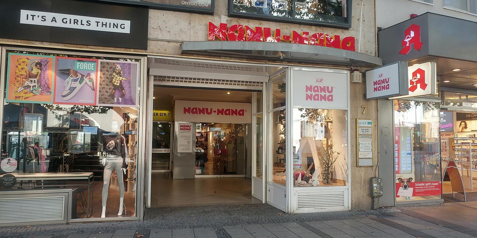 Nanu Nana Neuhauser Str., Neuhauser Str.Altstadt, 80331