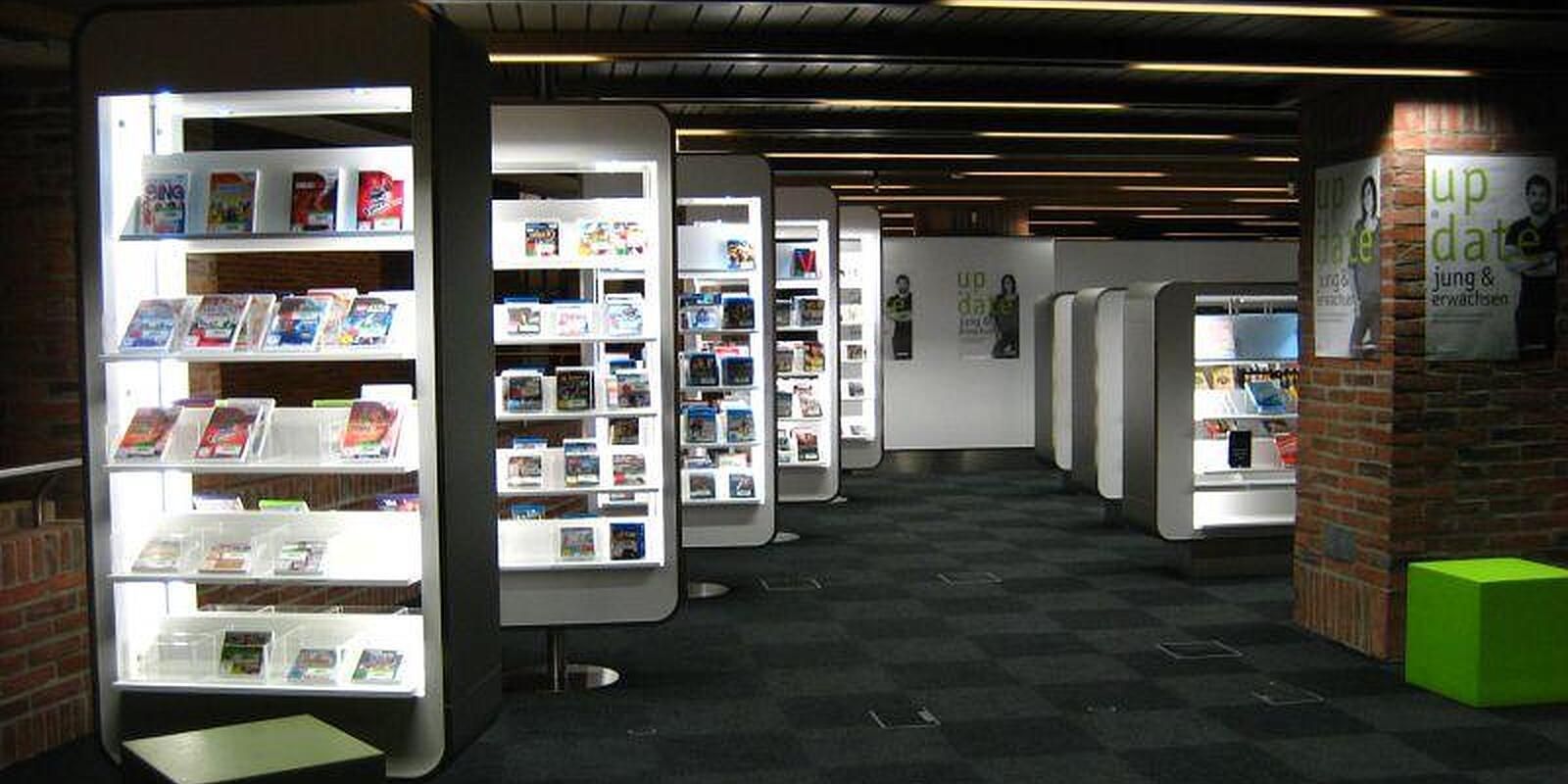 zentralbibliothek am gasteig rosenheimer str haidhausen m nchen stadtbibliothek gasteig. Black Bedroom Furniture Sets. Home Design Ideas