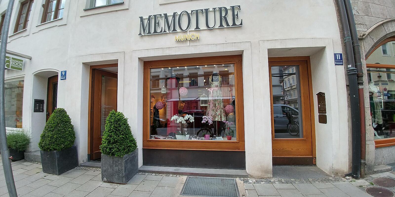 Memoture, Brunnstr. Altstadt, München - Trachtenmoden ...