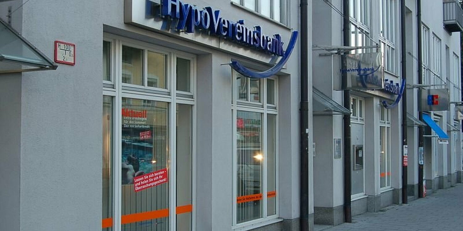 Hypovereinsbank Landsberger Str Pasing M Nchen