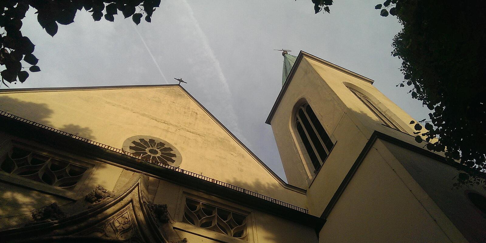 Christuskirche München Neuhausen