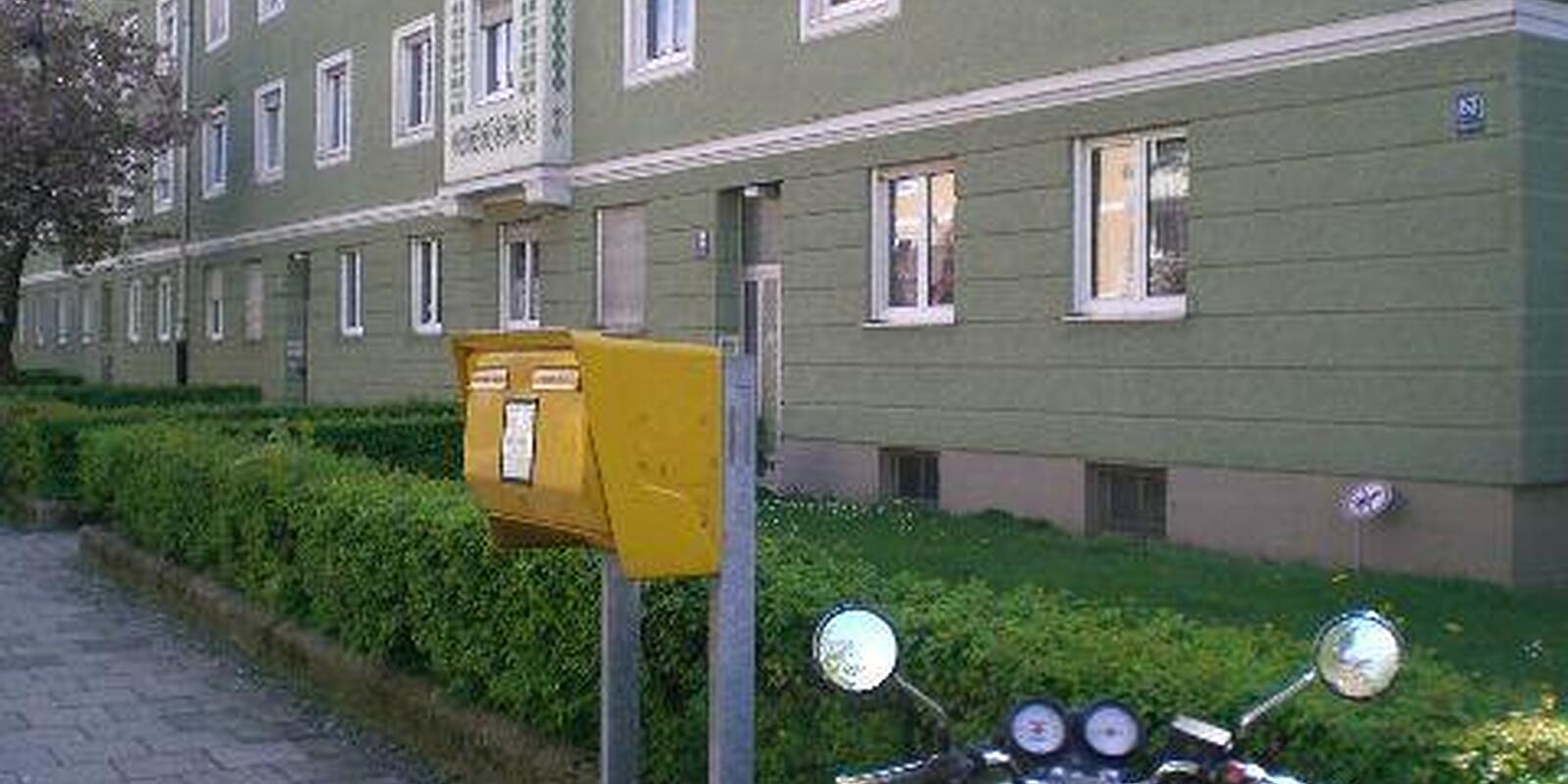 Briefkasten In Der Nähe