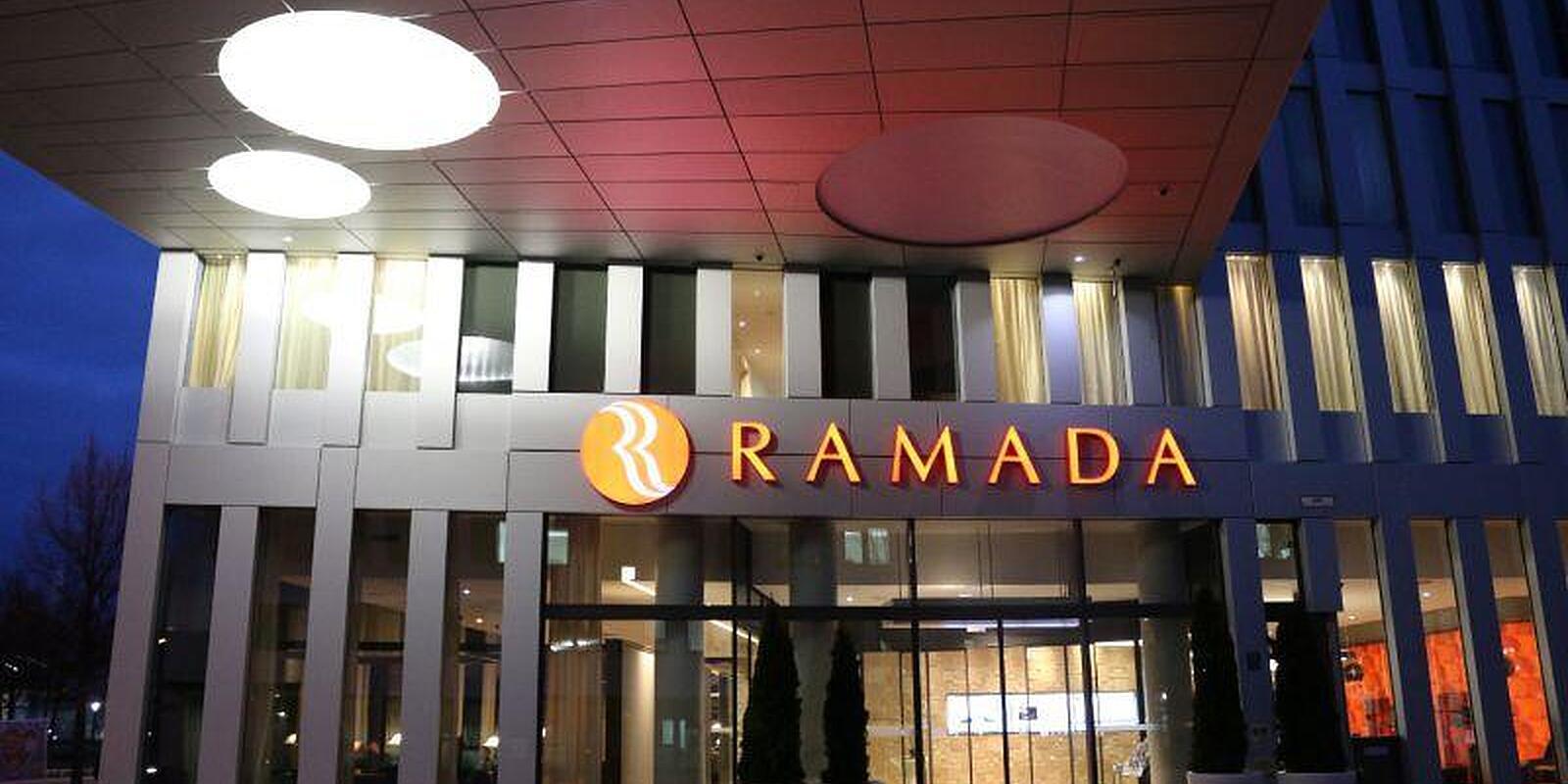 Ramada Messe M 252 Nchen Konrad Zuse Platz Messestadt Riem