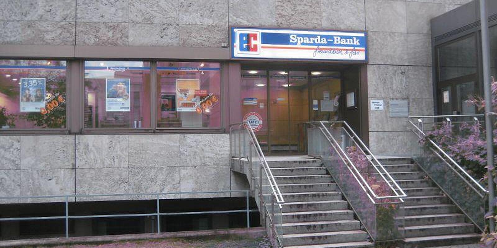 Sparda bank m nchen neuhausen richelstr neuhausen for Offnungszeiten sparda bank