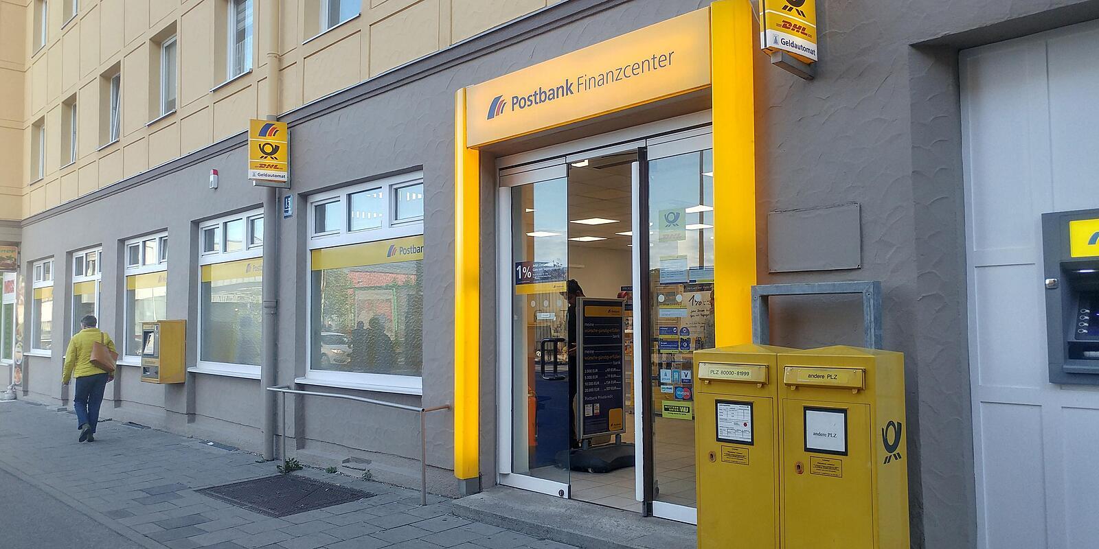 Deutsche Post Tierpark