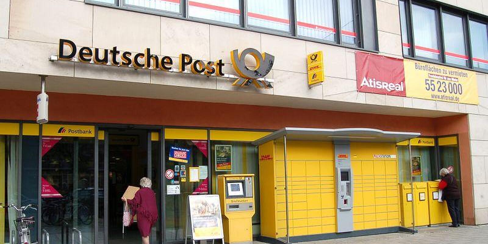 Post München