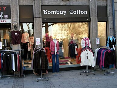 Bombay Cotton