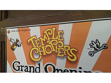 Temple Choppers