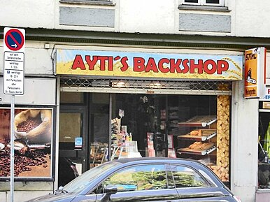 Ayti´s Backshop