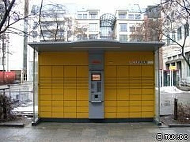 DHL Packstation 119