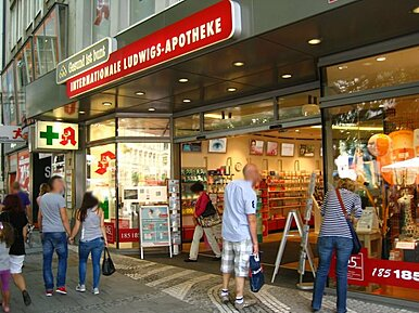 Internationale Ludwigs-Apotheke