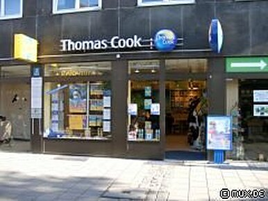 Thomas Cook Reisebüro